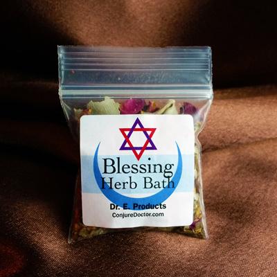 Spiritual Purification Hoodoo Herb Bath - Dr  E  Products