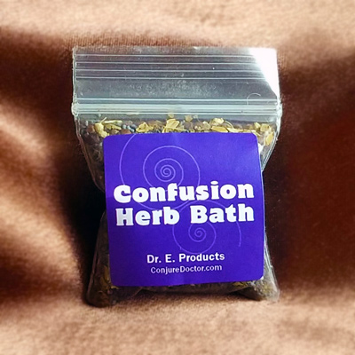 Confusion Herb Bath - Click Image to Close