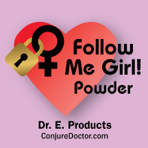 Follow Me Girl Powder
