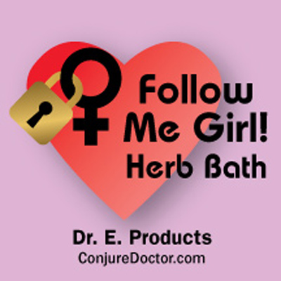 Follow Me Girl Herb Bath
