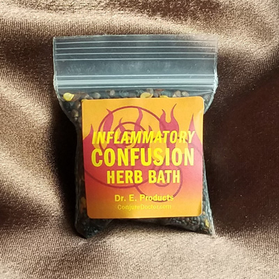Inflammatory Confusion Herb Bath