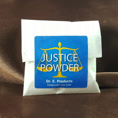 Justice Powder - Click Image to Close