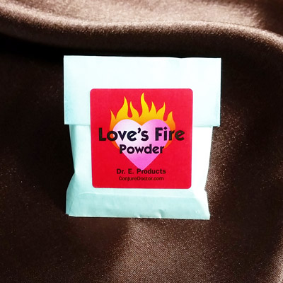 Love's Fire Herb Bath