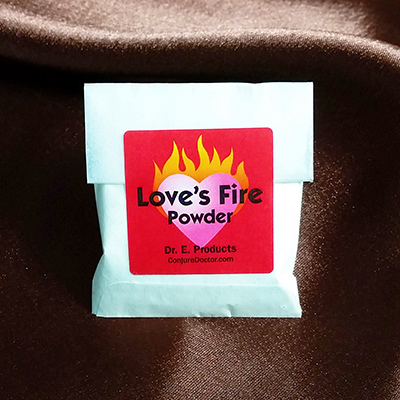 Love's Fire Powder