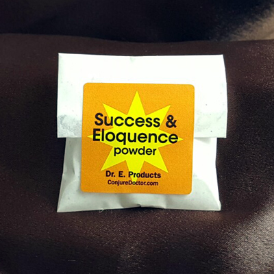 Success and Eloquence Powder (Crown of Success)