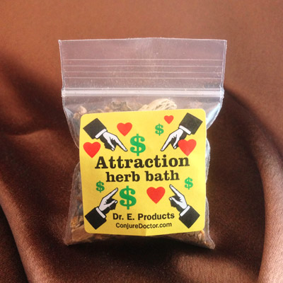 Attraction Herb Bath