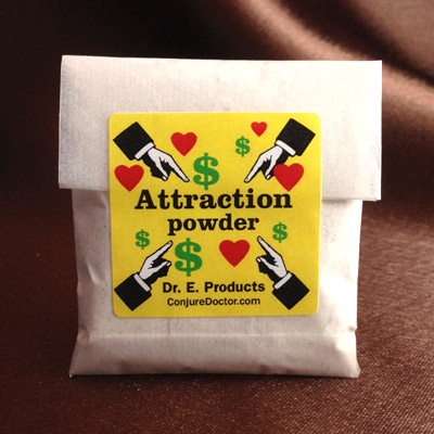 Attraction Powder