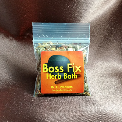 Boss Fix Herb Bath