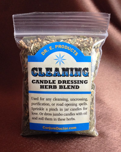 Cleaning Candle Dressing Herb Blend