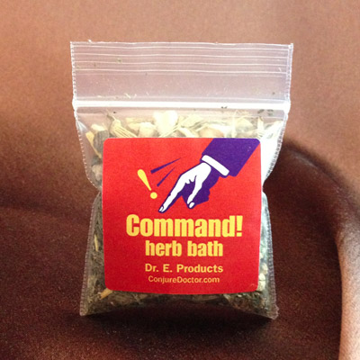 Command! Herb Bath