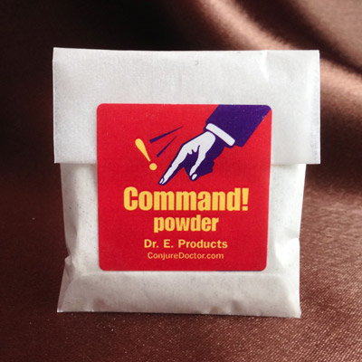 Command! Powder