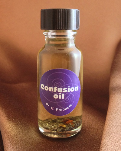 Confusion Oil - Click Image to Close
