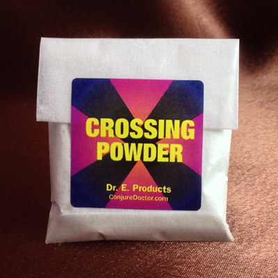 Crossing Powder - Click Image to Close