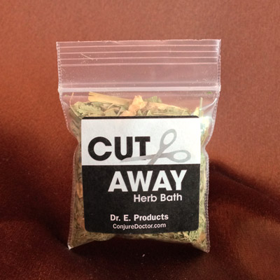 Cut Away Herb Bath