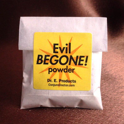 Evil BEGONE! Powder
