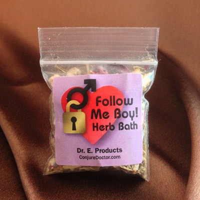 Follow Me Boy Herb Bath