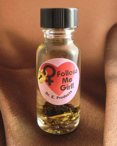 Follow Me Girl Oil