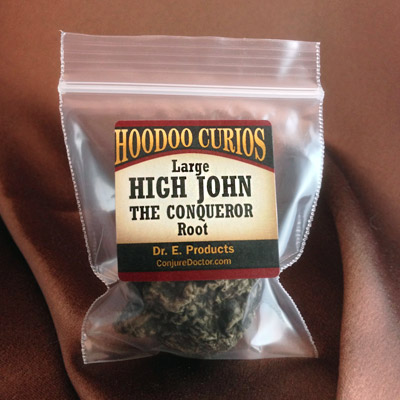High John The Conqueror Root, Large