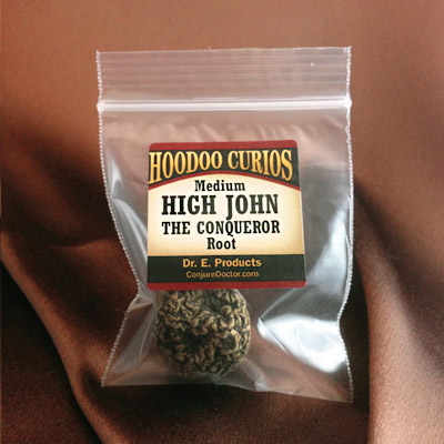 High John The Conqueror Root, Medium