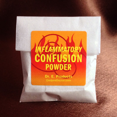 Inflammatory Confusion Powder - Click Image to Close
