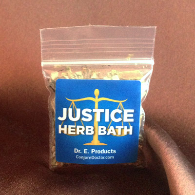 Justice Herb Bath - Click Image to Close