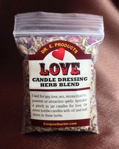Love Candle Dressing Herb Blend