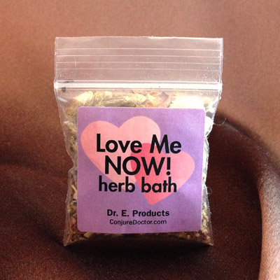 Love Me Now! Herb Bath