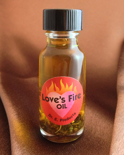 Love's Fire Oil
