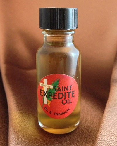 Saint Expedite Oil