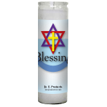 Blessing Candle - Setting of Lights