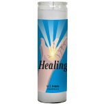 Healing Candle - Setting of Lights