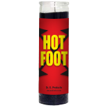 Hot Foot Candle - Setting of Lights