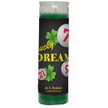 Lucky Dream Candle - Setting of Lights