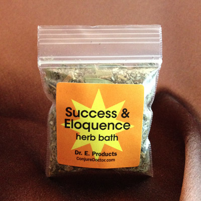 Success and Eloquence Herb Bath (Crown of Success)