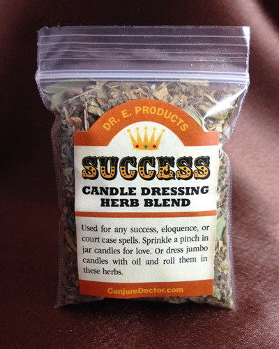 Success Candle Dressing Herb Blend