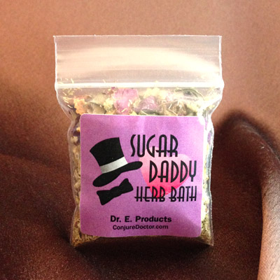 Sugar Daddy Herb Bath
